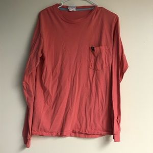 Simply Southern Pink Long-sleeved top